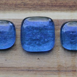 Cabochons gefused glas