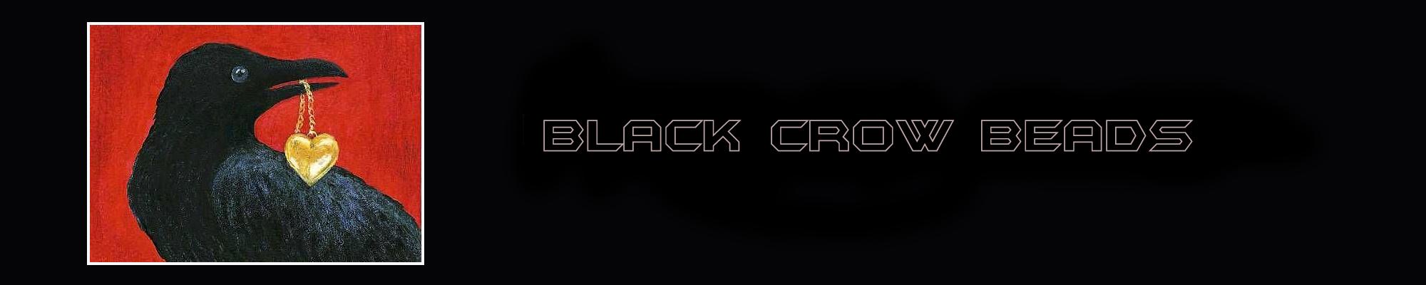 Black Crow Beads